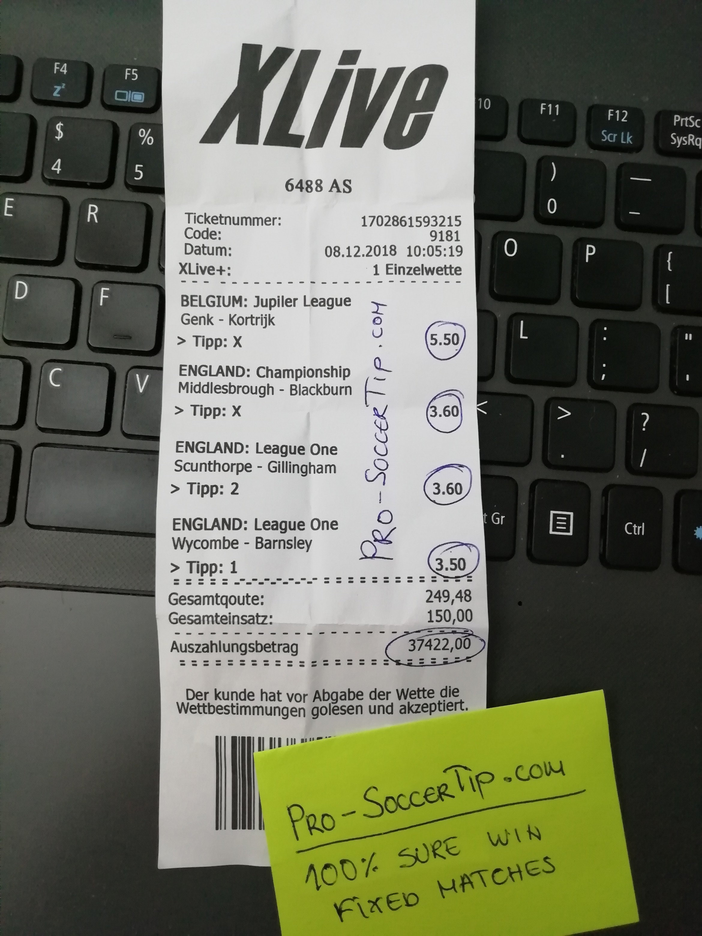 ticket bet proof 08 12 2018